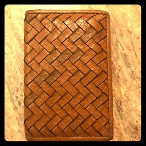 Cole Haan card case/wallet